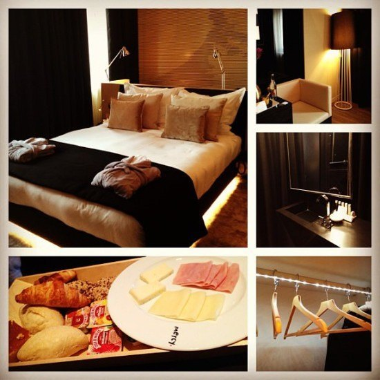 The very chic Mercy Hotel
