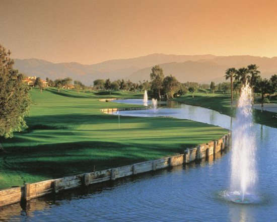Westin Mission Hills, Rancho Mirage, CA (photo from spg.com)