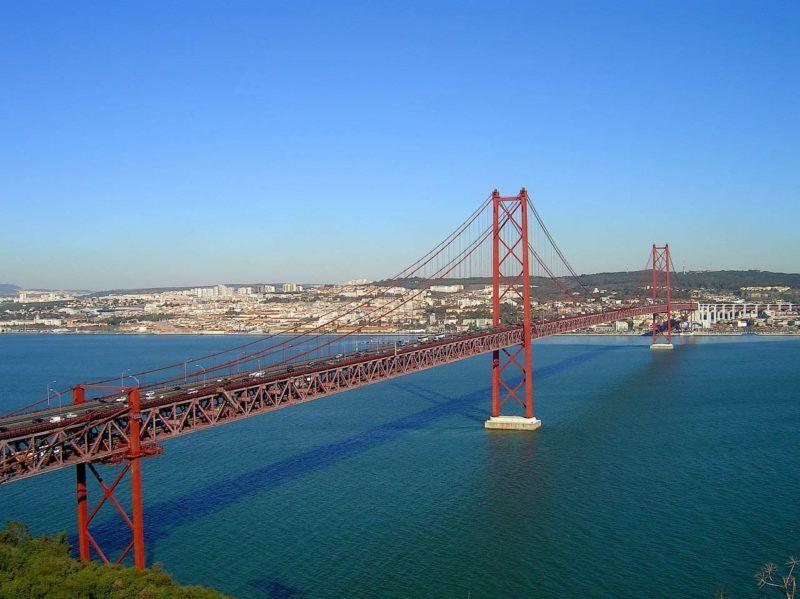 25th of April Bridge