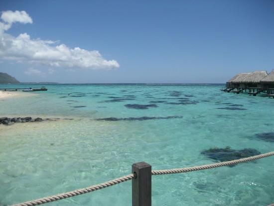 Moorea - stunning island