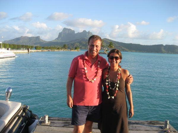 Bora Bora French Polynesia luxury honeymoon