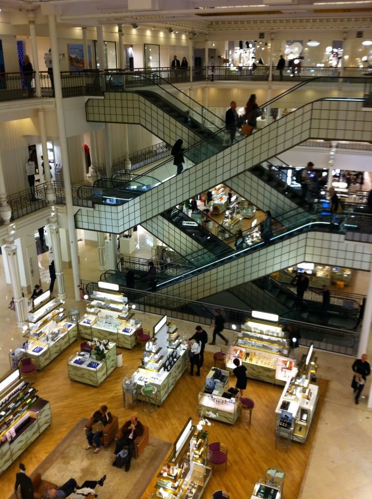 Le Bon Marché department store