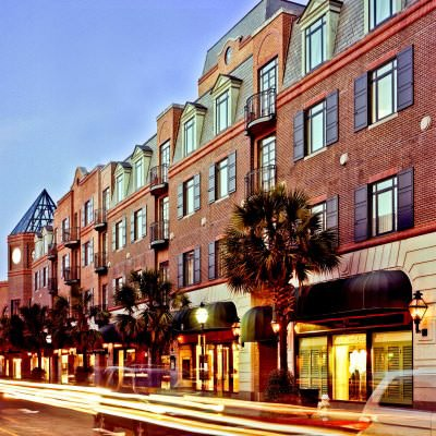 Charleston Place Hotel - photo by Charleston Visitors Bureau