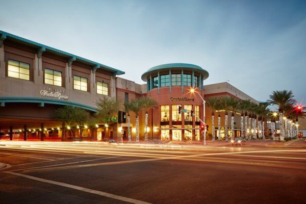 24 hours in Scottsdale Arizona shopping at fashion square