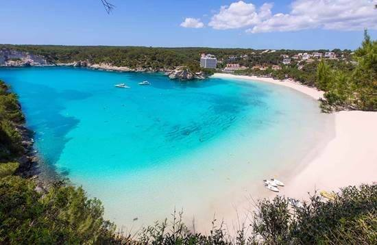 favourite places menorca cala galdana luxury holidays