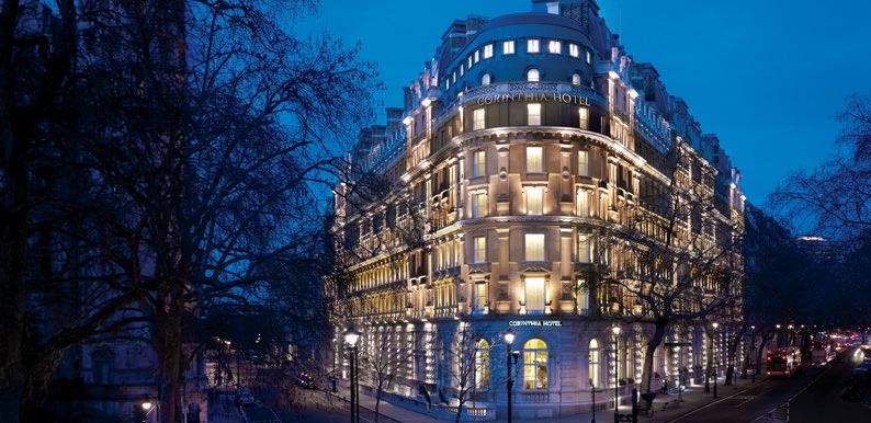 The Corinthia London, a new landmark