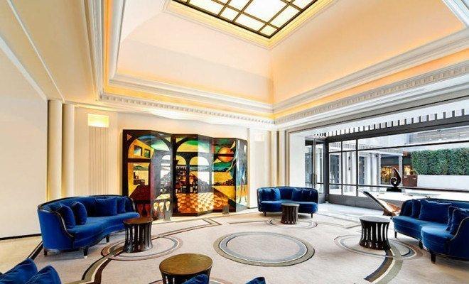 My hotel hotel villamagna madrid spain - Villamagna hotel madrid ...