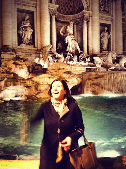 Yes yes, I did it in the pouring rain. So I will come back to Rome for sure!