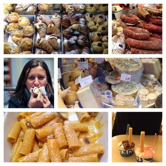 Ooops, I did eat my way around Rome with Eating Italy. And no regrets.