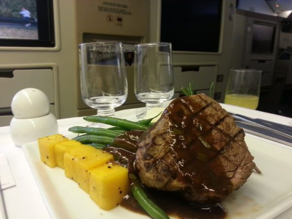 Singapore Airlines Book The Cook Review
