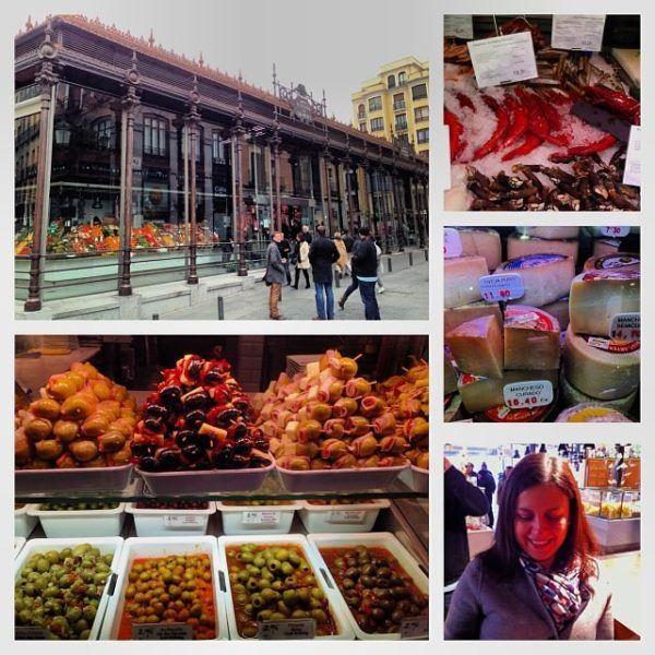 Mercado de San Miguel market madrid