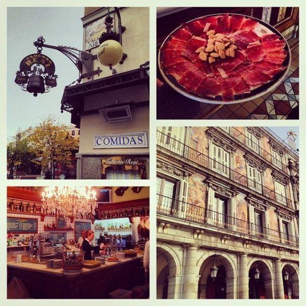 Madrid food tour