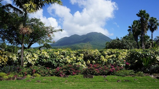 There are more than just beaches in Nevis...