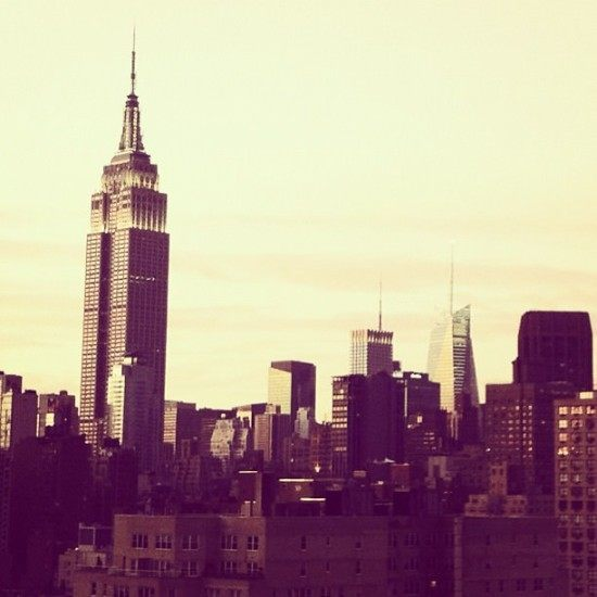 A Lux Weekend In New York City