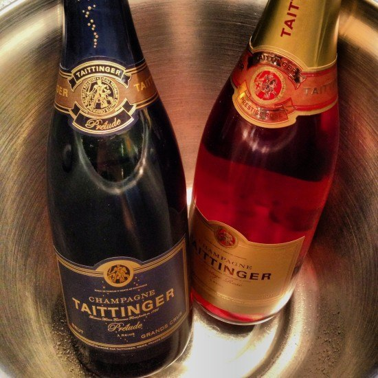 Love Taittinger. No comments necessary.