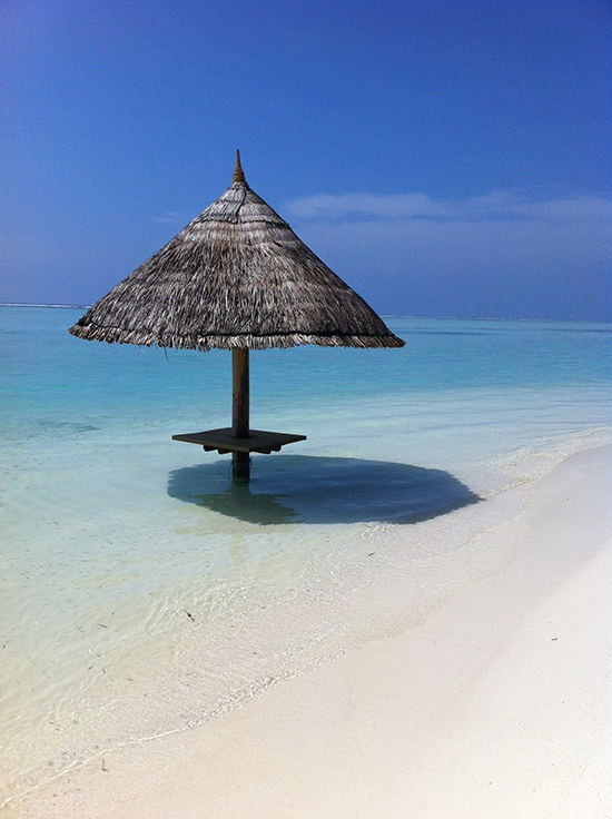 lux maldives sea