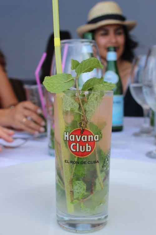 Yes, a mojito sounds divine, right now!