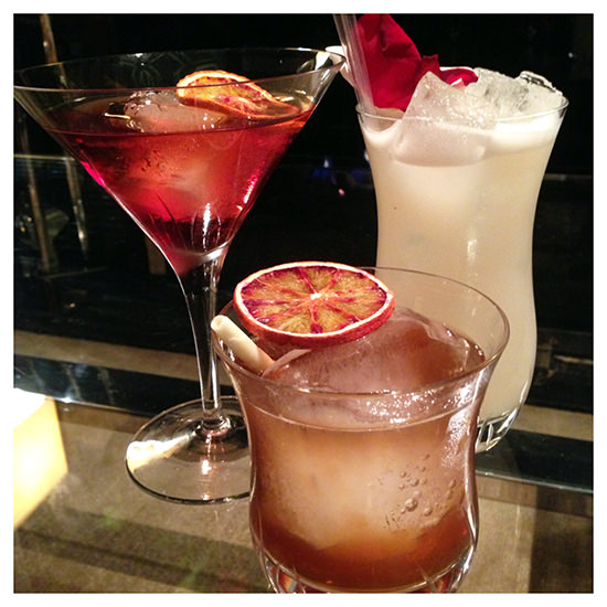 Stunning cocktails… every time!
