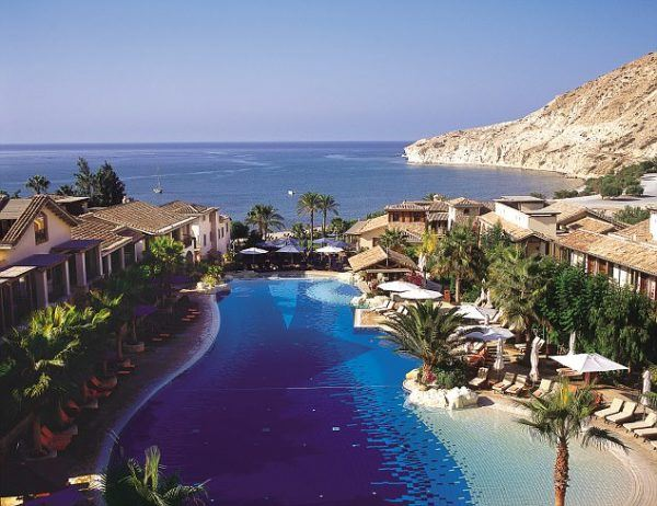 Columbia Beach Resort luxury hotel Cyprus