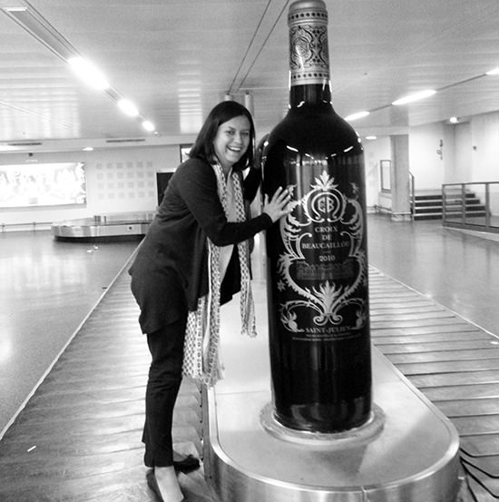 A luxury wine tasting weekend around Bordeaux, France