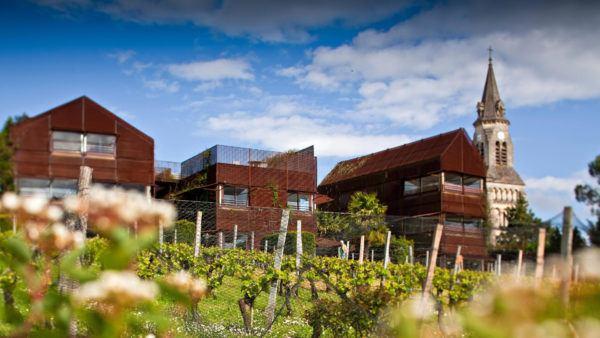 Le Saint James Bouliac - A luxury wine tasting weekend around Bordeaux, France