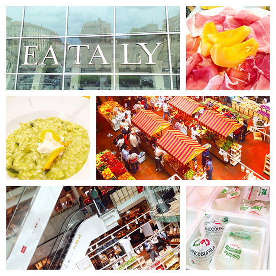 A great layover in Milan: Eataly Milano Smeraldo
