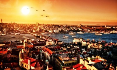Stunning Istanbul...