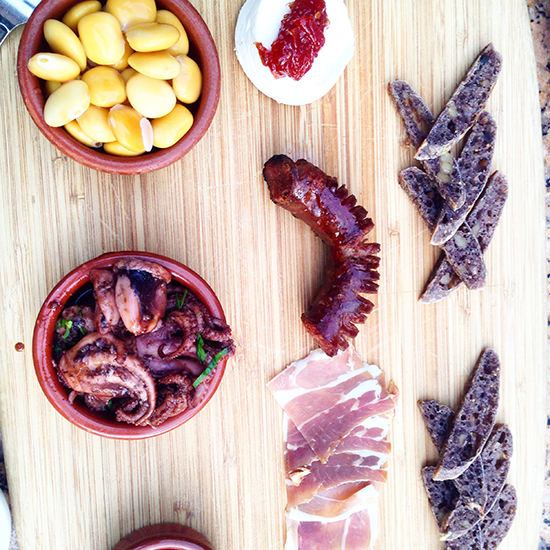 A taste of Portugal in California
