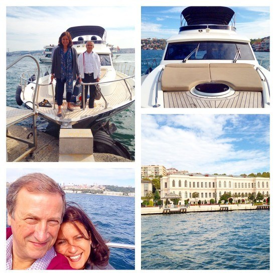 Happy days in the Bosphorus with Luxury Istanbul.