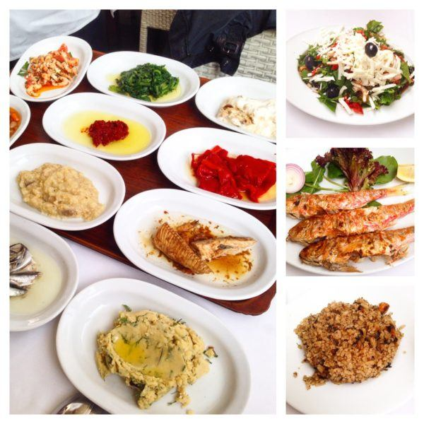 City Break Istanbul Luxury Istanbul Holidays fish lunch