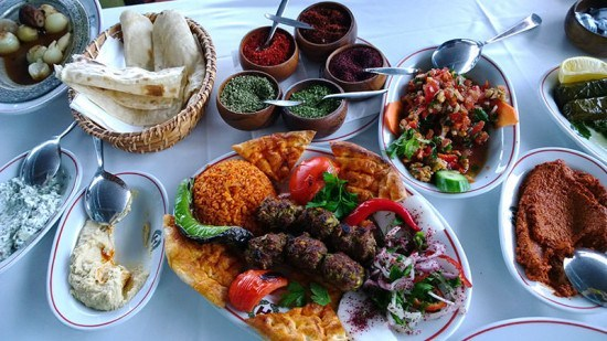 I love Turkish food and Hamdi did not disappoint. Bring an appetite, of course.
