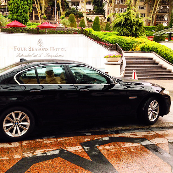 City Break Istanbul Luxury Istanbul Holidays Four Seasons Blacklane airport transfer service