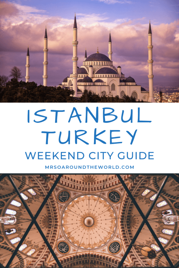city break Istanbul Turkey Travel Guide luxury istanbul holiday