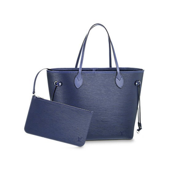6e073da47f96 Louis Vuitton s Neverfull MM in Epi Leather. Possibly one of the best  travel handbags ever