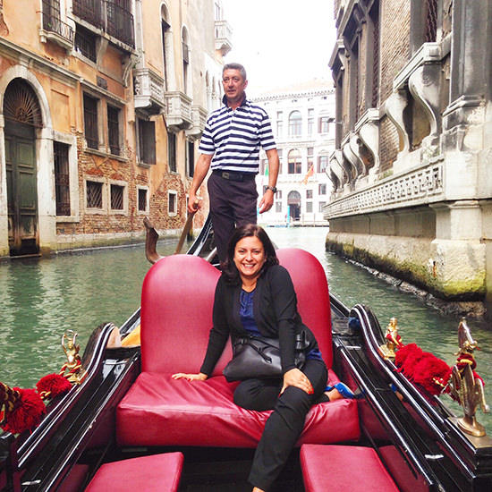 what to do in venice gondola ride