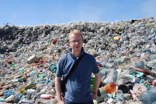Tom on Rubbish Island