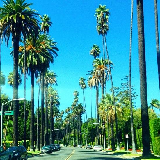Ahhh Beverly Hills!