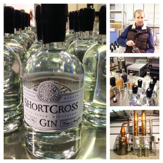 A very important lesson in Gin making. And tasting, obviously.