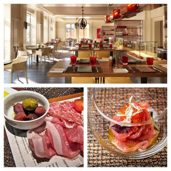 cottocrudo four seasons restaurant Prague things to do in Prague best place for lunch