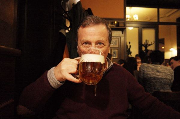 Well, when in Prague.... Photo taken with Leica T