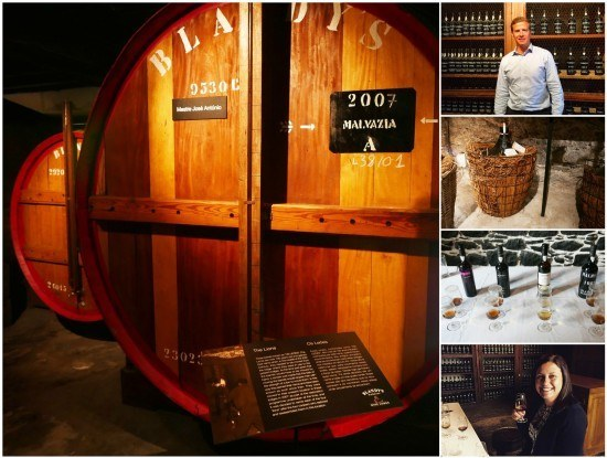 We loved our tour of the Blandy's Wine Lodge. Photos taken with a Leica D-Lux camera.