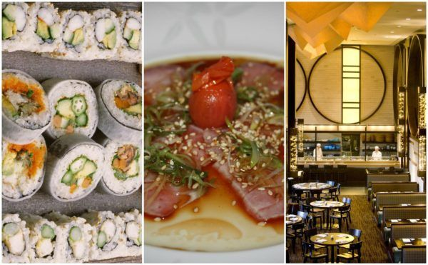 South Africa Luxury Hotels One & Only Cape Town Nobu restaurant