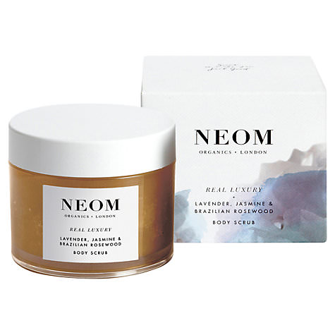 neom body scrub