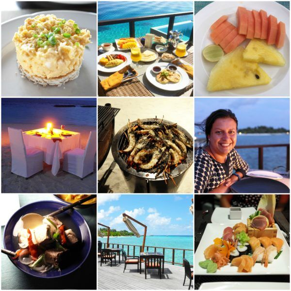 Coco Bodu Hithi Maldives Sovereign Luxury Travel Dining options