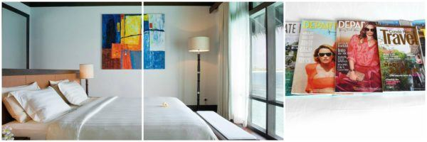 Coco Bodu Hithi Maldives Sovereign Luxury Travel Escape Water Villa bedroom