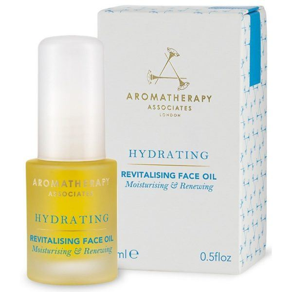 aromatherapy associates box hydrating revitalising face oil