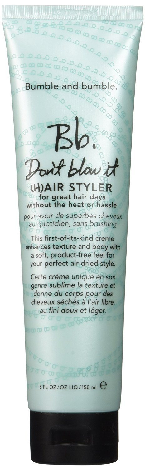 bumble and bumble air dry dont blow it hair styler