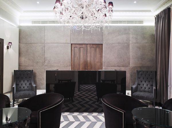 eccleston square hotel london 2 reception