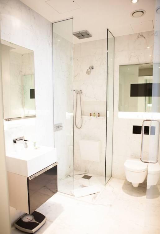 eccleston square hotel london bathroom