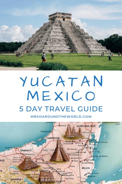 Yucatan Mexico Travel Campeche Luxury Haciendas